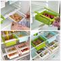 Organizadores De Refrigerador, Ideal Para Poco Espacio.