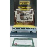 Miniatura Ônibus Cometa Gm Coach Pd-4104 Morubixaba 1/72