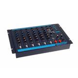 Mesa De Som Mixer Oneal Omx 6 Com 6 Canais Bivolt
