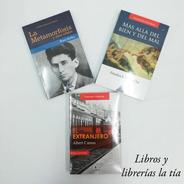 Libros  Clásicos De Literatura En Super Trío