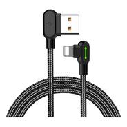 Cable Mcdodo Original Usb A Lightning (iPhone) 1,20 Metro - Ideal Gamer 90° Excelente Calidad - Codito