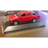 Vw Amarok Metalica 1/43 1/38 Volkswagen Caja Acrilica