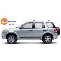 Kit Adesivo Ecosport Ford G2 Faixa Lateral Tuning Peças La