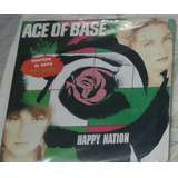 Ace Of Base/ The Sing/ Pop En Ingles/ Lp Vinilo Ariola 1993