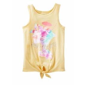 Baberos De Flores Oshkosh B Gosh (bb 109) - Camisas cce7143ae88b6