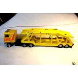 Auto Transporter Tractor & Trailer Escala 1/24 Ertl