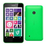 Nokia Lumia 635 4g 8gb Tela 4,5 Câm 5mp - Verde