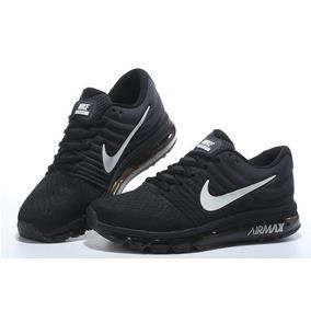 best service 19b8b e2f44 Zapatillas Nike Airmax 2017 Nuevas Hombre