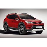 Barras De Techo Toyota Rav4 2013-2017 Oem Autoequipamiento!!