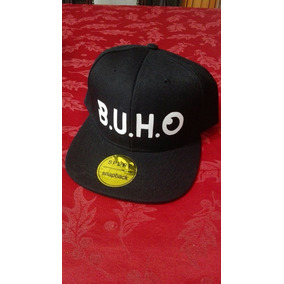 Gorra Plana Snapback - Buho - In Your Face