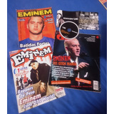 Eminem 2 Posters 1 Revista 1 Cd Single