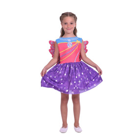 Disfraz Para Nenas Barbie Princesa Dreamtopia Mariposa