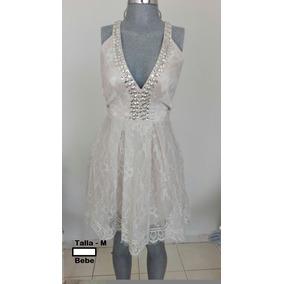 Vestidos cortos blancos usados
