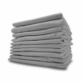 10 Camisetas Xg 100% Poliéster Para Sublimação Gola Careca