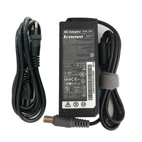Fonte Carregador Notebook Lenovo 20v 3.25a 65w Redondo
