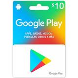 Saldo Google Play!