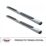 Estribo P/ Duster Oval Acero Inoxidable 304