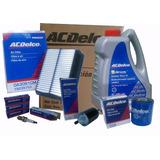 Kit Afinación Aveo Original Acdelco Aceite Sintético 5w30