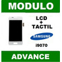 Módulo Display Lcd Samsung Galaxy Advance I9070 Original