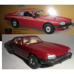 Coleccion Auto 1:43 Jaguar Xjs Corgi Toys Los Vengadores 70s