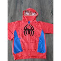 Jaqueta Infantil Homem Aranha! Novo