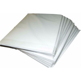 Papel Em Branco Para Sublimação, Transfer, Estampa Folha A4