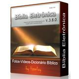 Biblia Eletrônica V.3.8.0 + Ativaçao