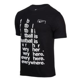 Remera Nike Sportswear Football Hombre