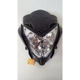 Óptica Rouser Ns 200 Completa Con Cubre Óptica Motos Outlet
