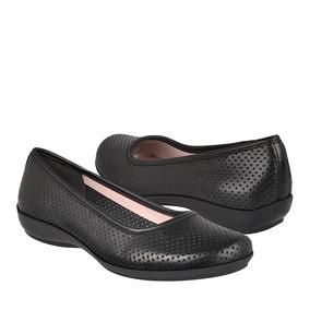 Zapatos Flexi 17222 Piel Negro