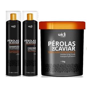 Widi Care Progressiva Perolas De Caviar + Mascara Caviar 1k