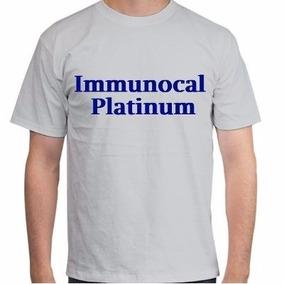 Vaso Immunocal Folleto Y 30 Sobres Gratis De Platinum