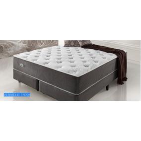 Colchão Casal Molas 1,38x1,88 Ecoflex Versatilly Fresh