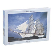 Puzzle Sailing Ship- 1000 Piezas Jigsaw Tomax
