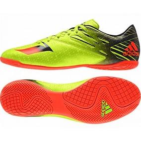 08f2162ef3 Chuteira Adidas Messi - Chuteiras Adidas de Futsal no Mercado Livre ...