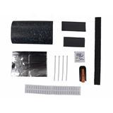 Kit De Derivação Oval Para Caixa De Emenda Fibra Optica 96fo