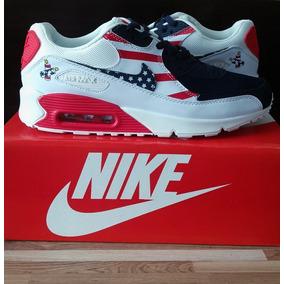 Tênis Nike Air Max 90 Usa - Eua Masculino E Feminino Compre!
