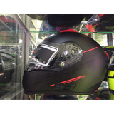Casco Shaft Doble Visor Certificacion Europea Ece-r2205