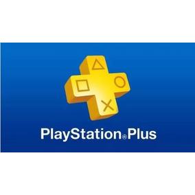 Membresia Playstation Plus Psn 1 Mes 30 Dias Juegos Agosto