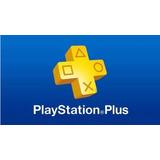 Membresia Playstation Plus Psn 1 Mes 30 Dias Juegos Julio