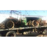 New Holland T5060 Y Jd6415 Vendo Partes