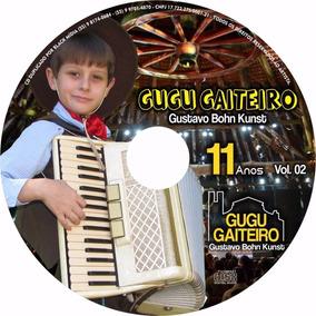 Cd Do Gugu Gaiteiro Vol. 02 (2017)