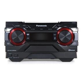 Mini Componente Panasonic Akx220 Usb Am/fm Bluetooth