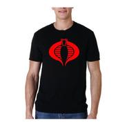 Camiseta Estampada Cobra / Gi Joe