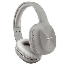Audífonos Bluetooth On-ear Fiddler Con Manos Libres Gris