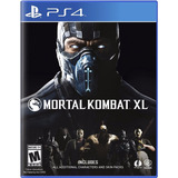 Mortal Kombat Xl Ps4 Fisico Juegos Original Sellado
