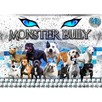 Monsterbully Proteina Para Pitbulls Y Bullys