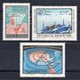 Argentina 1968 Gj 1438/40** Mint Me 806/08 Antártida Bases