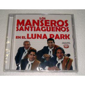 Los Manseros Santiagueños En El Luna Park Cd Sellado