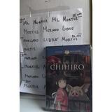 Pelicula Dvd El Viaje De Chihiro Hayao Miyazaki Nueva